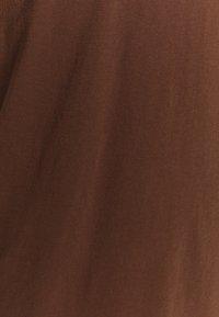 James Perse - CREW NECK - T-shirt basic - brown - 2