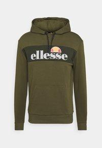 Ellesse - CASLINO - Hoodie - khaki - 4