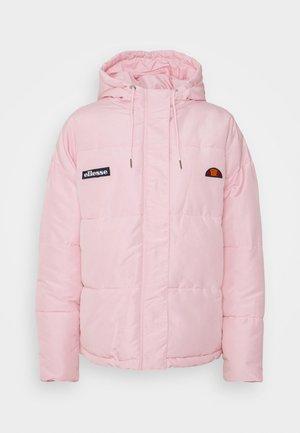 PEJO - Winter jacket - light pink