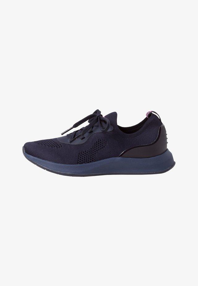 Baskets basses - navy uni
