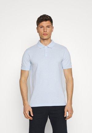 Polo shirt - beach day blue