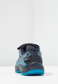 Salomon - XA PRO 3D CSWP - Hiking shoes - navy blazer/mallard blue/hawaiian surf - 4