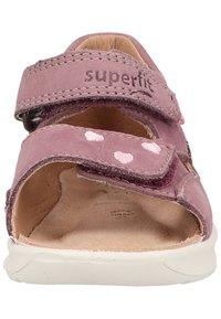 Superfit - Sandals - lila/rosa - 3