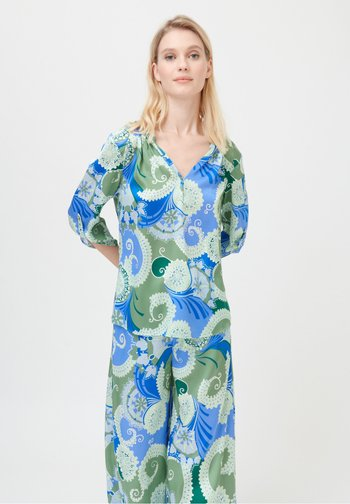NATALI - Tunic - green