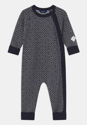 ICON COVERALL - Overall / Jumpsuit - evening blue