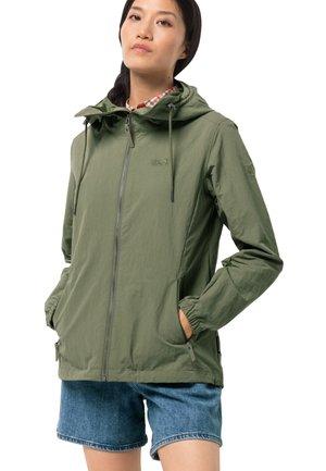LAKESIDE JACKET  - Outdoor jacket - olive