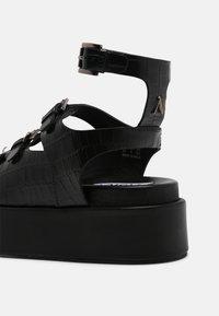 ASRA - PARKER - Sandals - black - 5