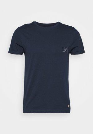 UNISEX - T-shirt imprimé - dark blue
