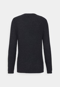 Pier One - Jumper - mottled dark blue - 6