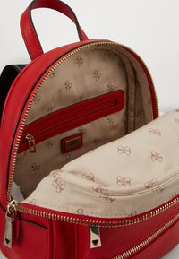Guess - CALEY BACKPACK - Rucksack - red - 2