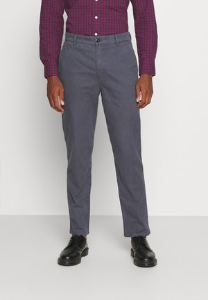 ALPHA ICON TAPERED - Broek - dachs mineral black