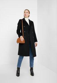 Lauren Ralph Lauren - BLEND PLAPEL - Cappotto classico - black - 1