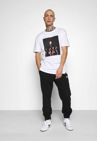 Chi Modu - ICE T  - T-shirt med print - white - 1