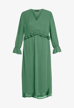 SLFMONICA DRESS - Denní šaty - dark ivy