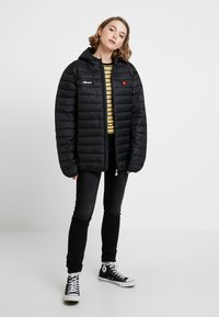 Ellesse - LOMPARD - Winter jacket - black - 1