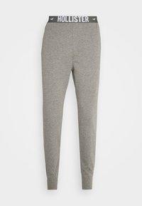 Hollister Co. - JOGGER LOUNGE BOTTOMS - Bas de pyjama - grey - 3