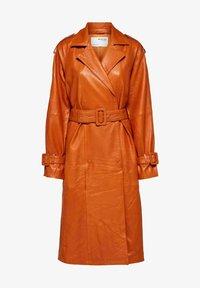 Selected Femme - Trenchcoat - orange pepper - 4