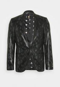 Twisted Tailor - FLEETWOOD SUIT - Suit - black - 14
