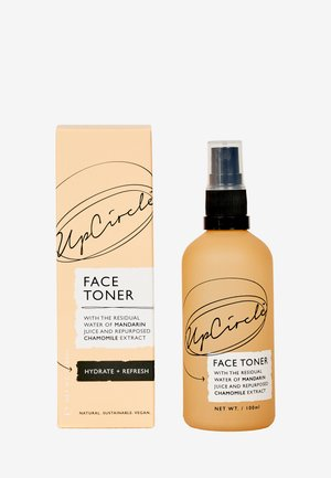 FACE TONER WITH MANDARIN AND CHAMOMILE - Lotion visage - -