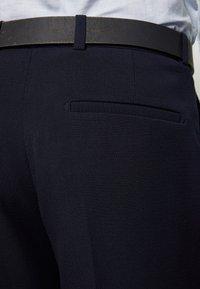 Ben Sherman Tailoring - STRUCTURE SUIT - Kostuum - navy - 7