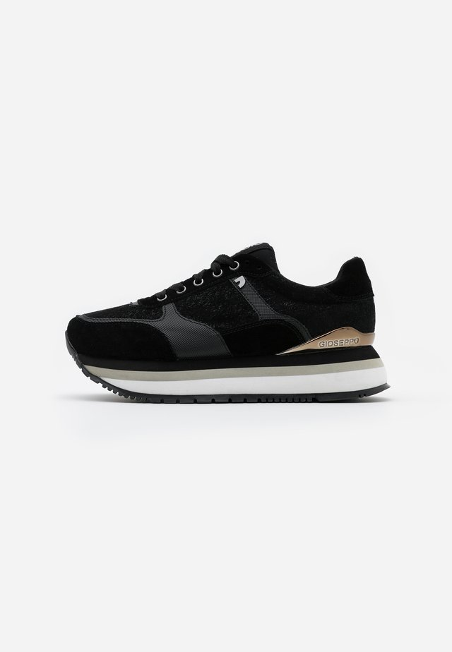 AUSSEE - Trainers - black