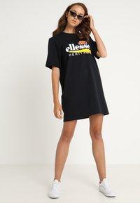 Ellesse - GRETA - Jersey dress - anthracite - 1