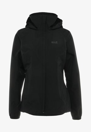 STORMY POINT JACKET  - Kurtka Outdoor - black