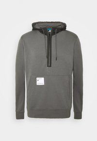 Nike Sportswear - HOODIE - Jersey con capucha - iron grey/black - 5