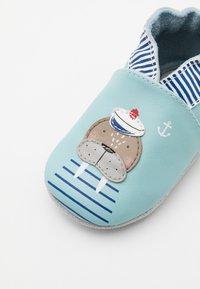 Robeez - MORSE - First shoes - bleu clair - 5