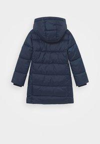 Vingino - TEIKE SET - Winter coat - dark blue/old pink - 1