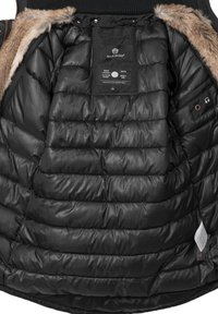 Marikoo - GRINSEKATZE - Winter coat - black - 3