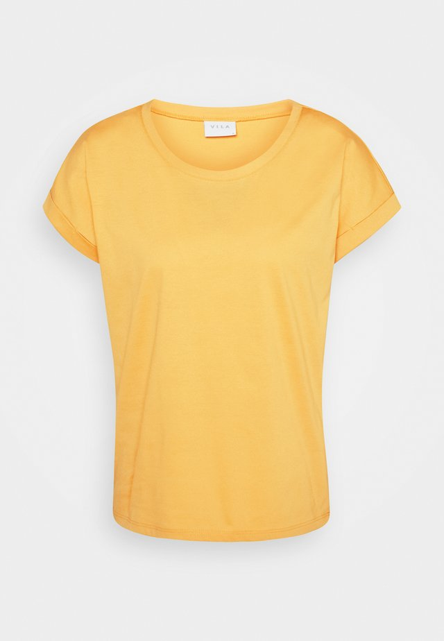VIDREAMERS PURE - T-Shirt basic - spicy mustard
