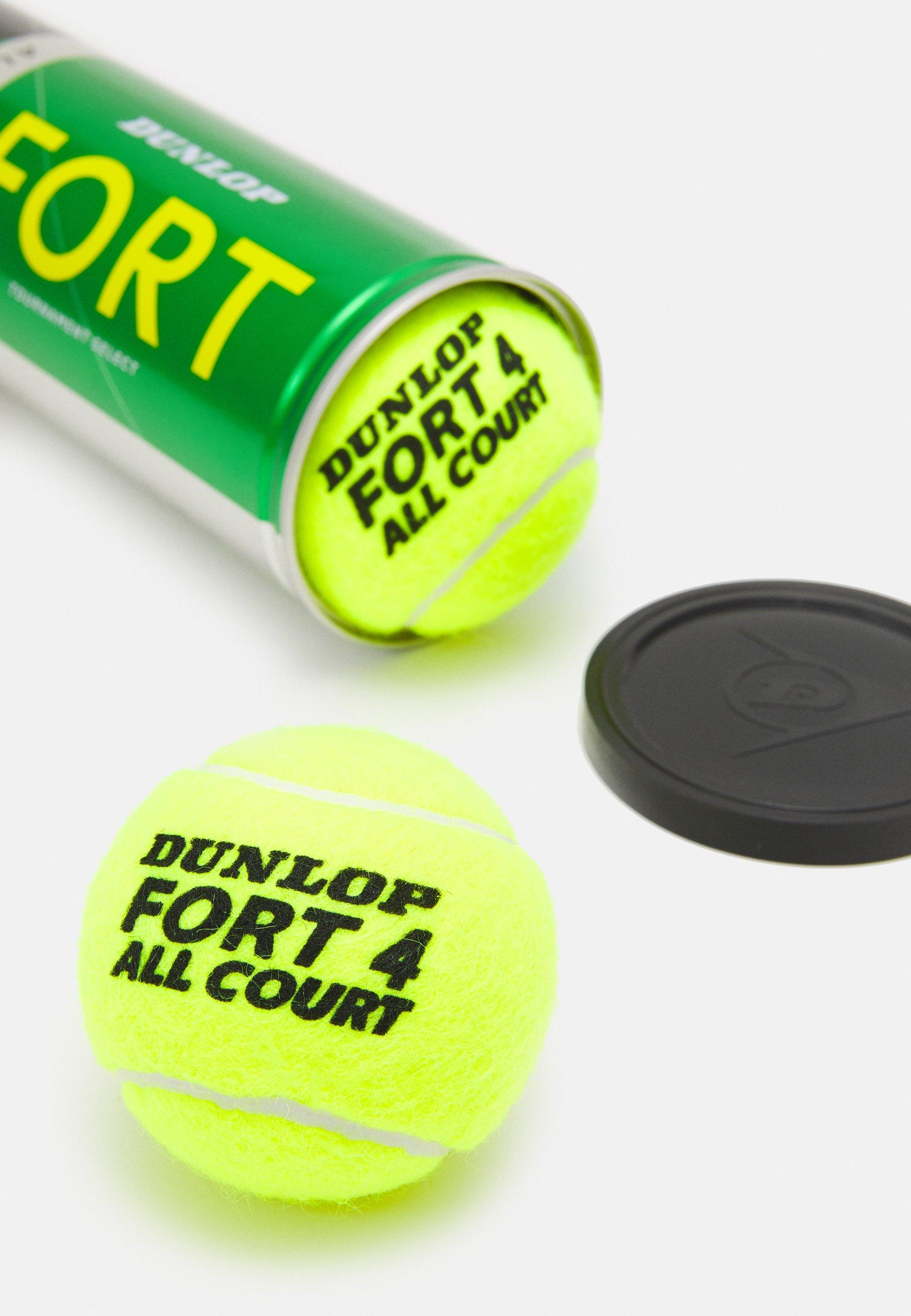 Herren FORT ALL COURT 4 PACK UNISEX - Tennisball