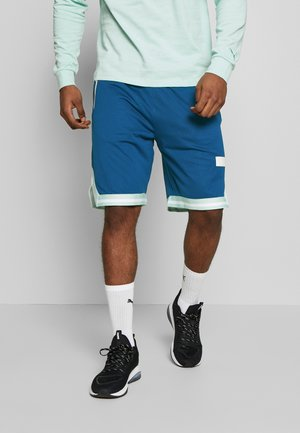 HOOPS SHORT - Träningsshorts - dark denim