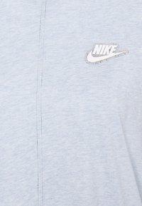 Nike Sportswear - EARTH DAY - Print T-shirt - light armory blue/heather white - 5