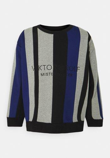 NUMBER PATCHWORK - Sweatshirt - multicolour