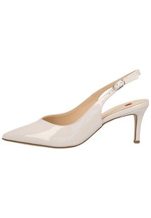 PUMPS - Classic heels - beige