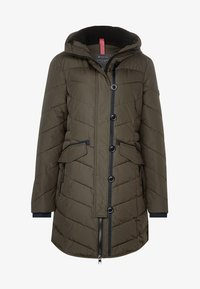 Street One - Winter coat - green - 5