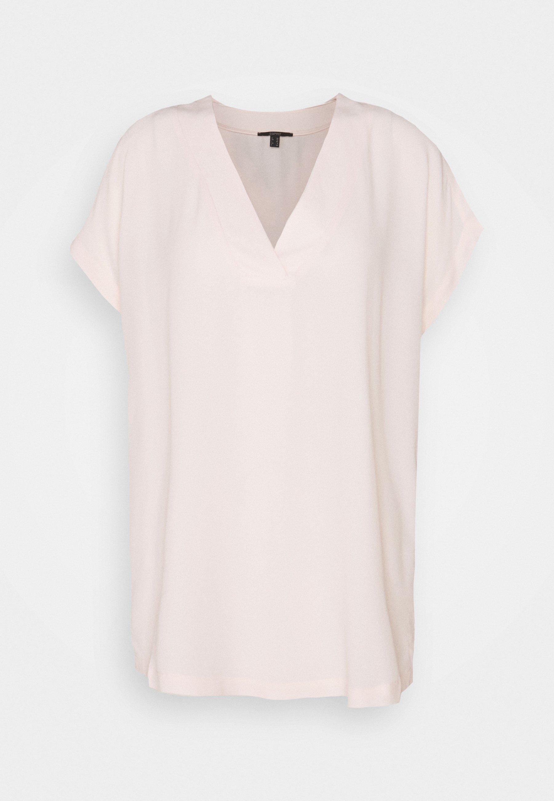 Femme BLOUSE SOLID - T-shirt basique