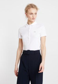 Lacoste - PF7845 - Polo shirt - white - 0