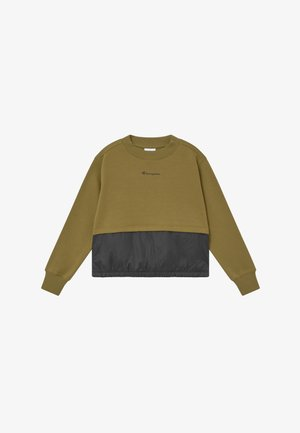 LEGACY BREAKING RULES CREWNECK - Sweatshirt - khaki