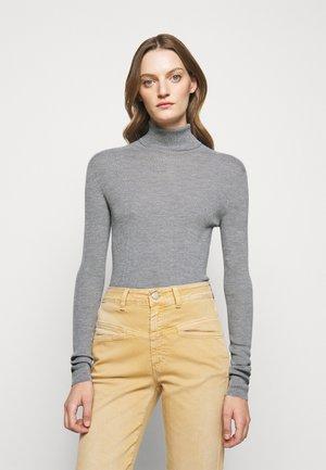 Jumper - grey heather melange