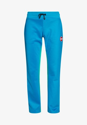 LADIES PANTS - Tracksuit bottoms - blue