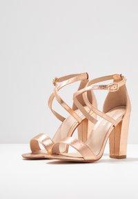 Glamorous - High heeled sandals - rose gold - 4