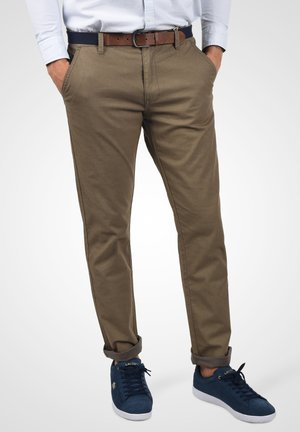KEATON - Chinos - safari brown
