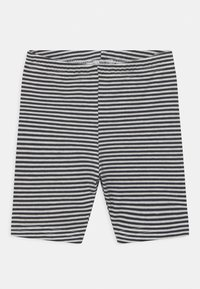 Carter's - 2-Piece Paisley Jersey Tee & Bike Short Set - Shorts - black/white - 2