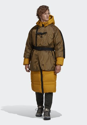 URBAN COLD.RDY OUTDOOR - Daunenmantel - gold