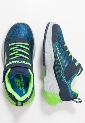 THERMOFLUX 2.0 - Trainers - navy/lime/blue