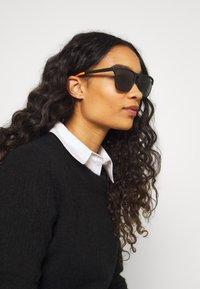 Superdry - FIRA - Sunglasses - rubberised black - 1