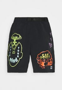Obey Clothing - EASY DOES IT - Shorts - black - 4